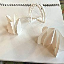 folded arches 5